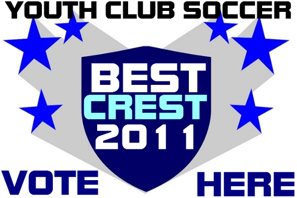 The Final Six! Vote for the BEST club crest in the State of