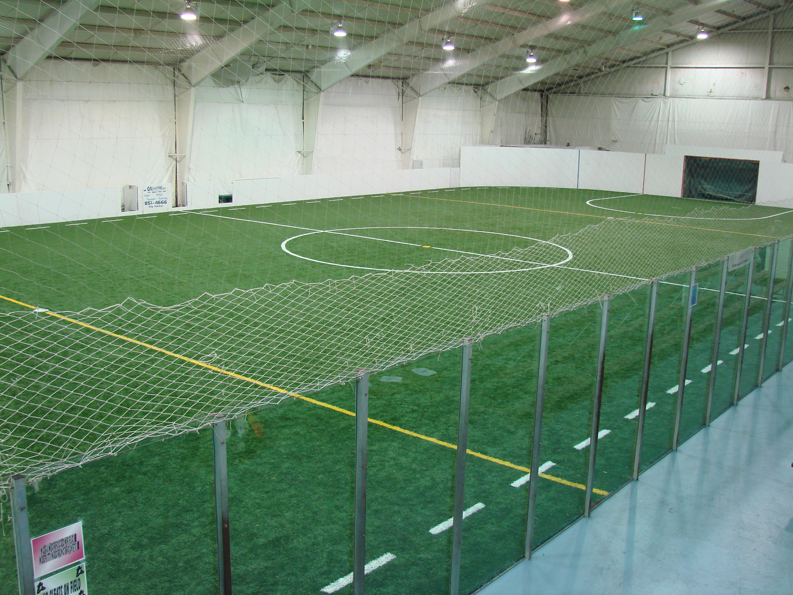 Indoor | Whitchurch-Stouffville Soccer Club