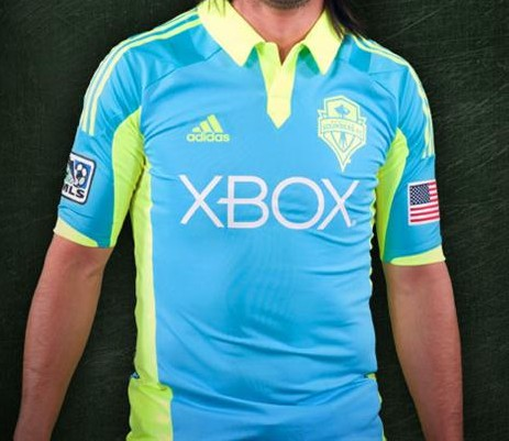 best service 22c7b 3c900 Super Cyan officially joins Sounders 3rd kit catalog ...
