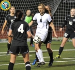 Cedarcrest (Black) edged Klahowya (White) 2:1 on Tuesday in district playoffs. (Jeff Halstead)