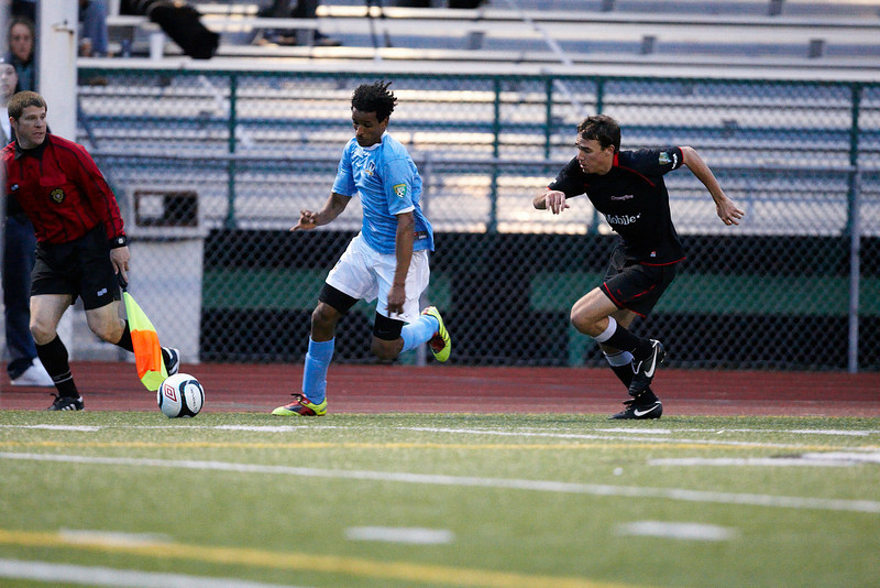 North Sound Seawolves Wish Aman Well After Sounders Draft