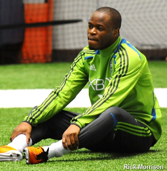 Tacoma Stars add Steve Zakuani as Assistant Coach