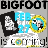 bigfootiscoming