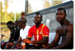 Seattle Ghana Black Stars provide home for thrown away talents