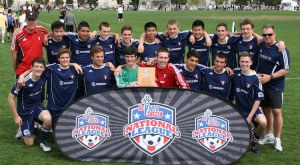 Eastside FC 94 Red win National League division title