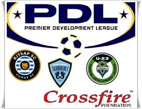 PDL releases 2013 match schedule; Northwest down to seven teams