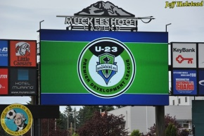 Video Buzz: Sounders U23, Starfire Tournament
