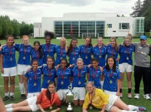 Crossfire 97 ECNL win Manchester United Premier Cup, paid-for trip to Sweden
