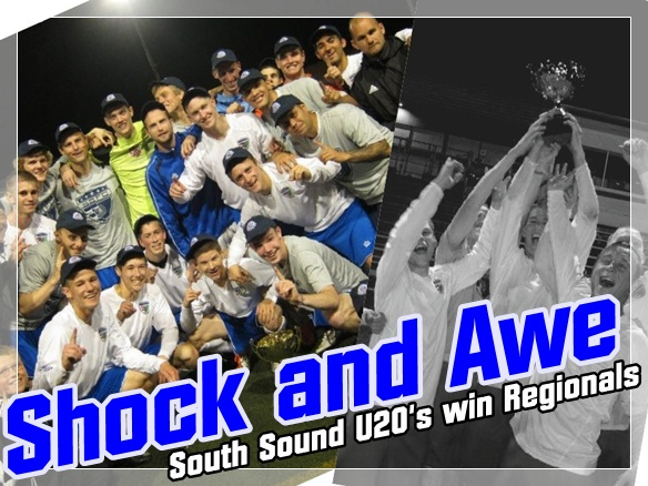 South Sound U20's win Adult Amateur Regional > On to Chicago