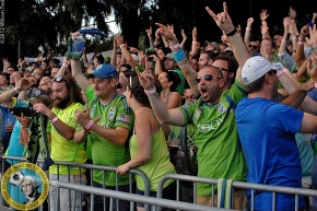 Picture Perfect: Wilson Tsoi captures Sounders' win in Open Cup semifinals
