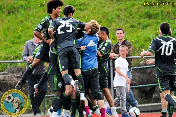 Quinn's 88th-minute score puts Sounders U-23's into PDL playoffs