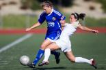 The San Diego SeaLions (in blue) edged Issaquah SC 2:1 in the 2012 WPSL playoffs on Saturday night in California. (SeaLions Facebook photo)