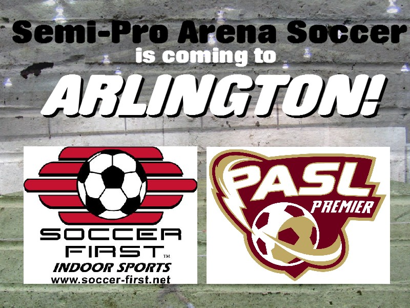 Arlington WA gets semi-pro indoor club; you can help name the team