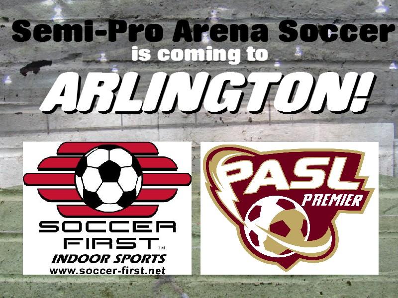 Arlington WA gets semi-pro indoor club; you can help name theteam