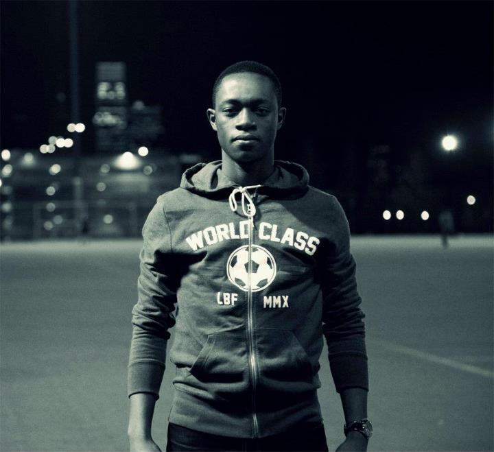 Live Breathe Futbol: Nigerian-born designer in Seattle to grow soccer clothing business