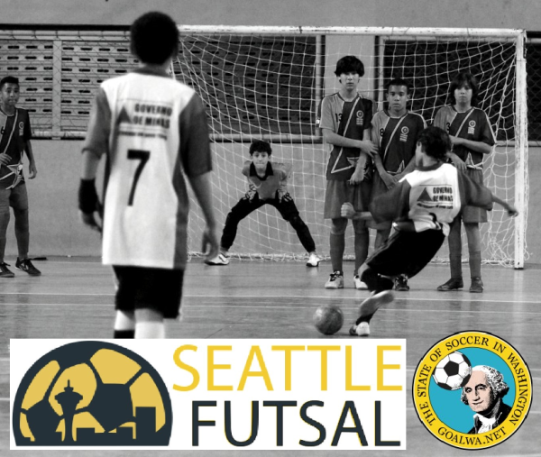 Seattle Futsal joins goalWA.net as Title Sponsor