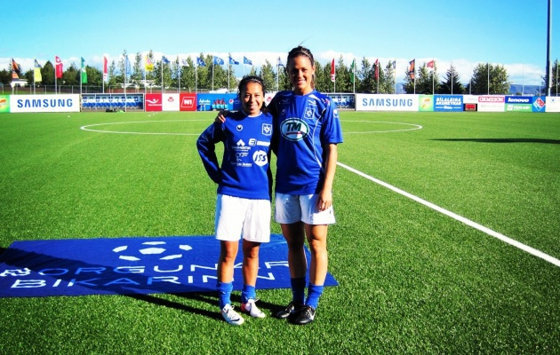 Dawgs in Iceland: Sounders Women duo Perez, Deines playing pro overseas
