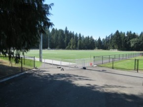 Scouting trip: Gordon Field as future Kitsap Pumas home