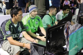 Video Buzz: FIFA Soccer 13 hyped at Pax 2012 inSeattle