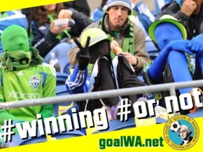 Here's to you, Soundersfans!