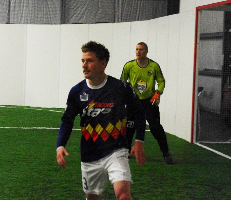 Mark Lee on scoring burst for Tacoma Stars