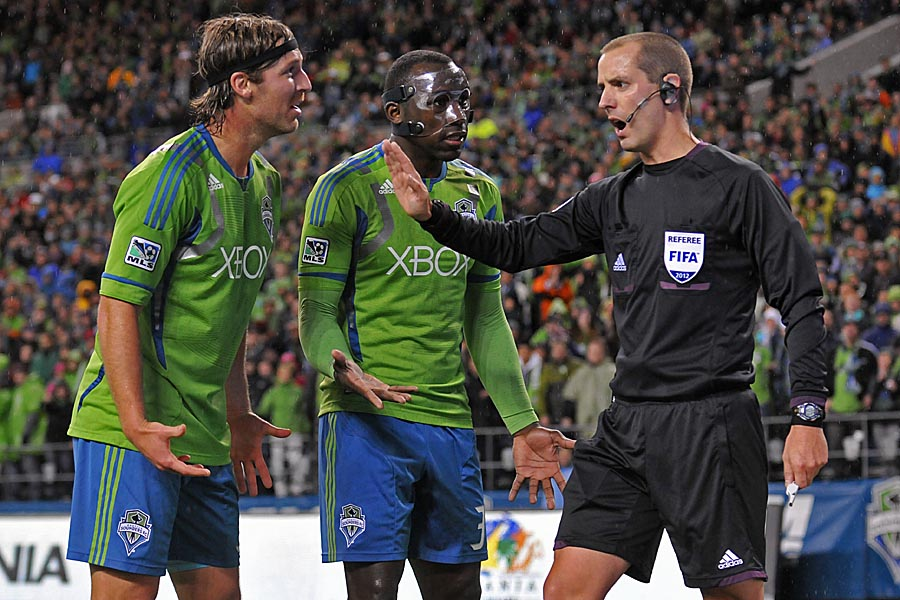 Sounders season ends on doorstep to MLSCup