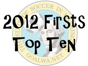 "Video Buzz: Lots of ""firsts"" in 2012 for Washington soccer"