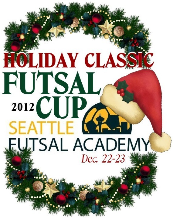 Seattle Futsal announces Holiday Cup, Winter Skills Academy