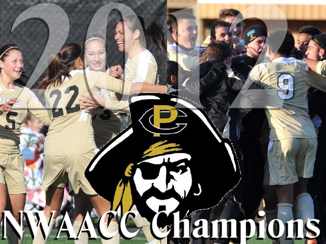 Peninsula Pirates sweep NWAACC Soccer Championships
