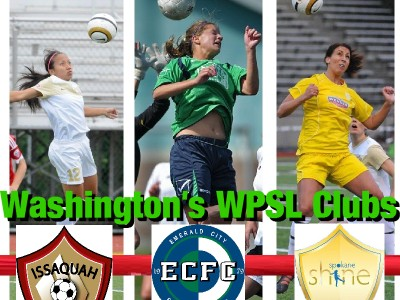 Washington's WPSL club 2012 season reviews
