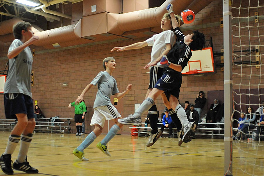 Picture Perfect: Seattle Futsal Holiday Cup