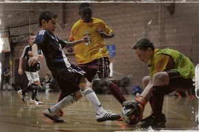 Video Buzz: Seattle Futsal footwork