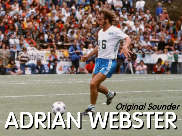 Catching up with NASL Sounder Adrian Webster
