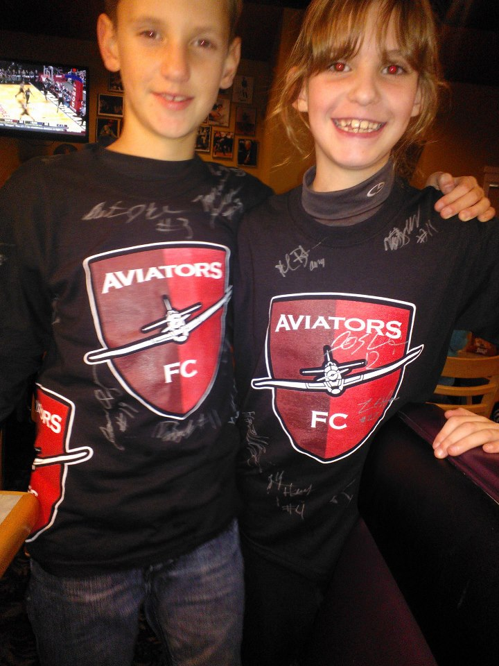 Arlington Aviators home season concludes with two matches thisweekend