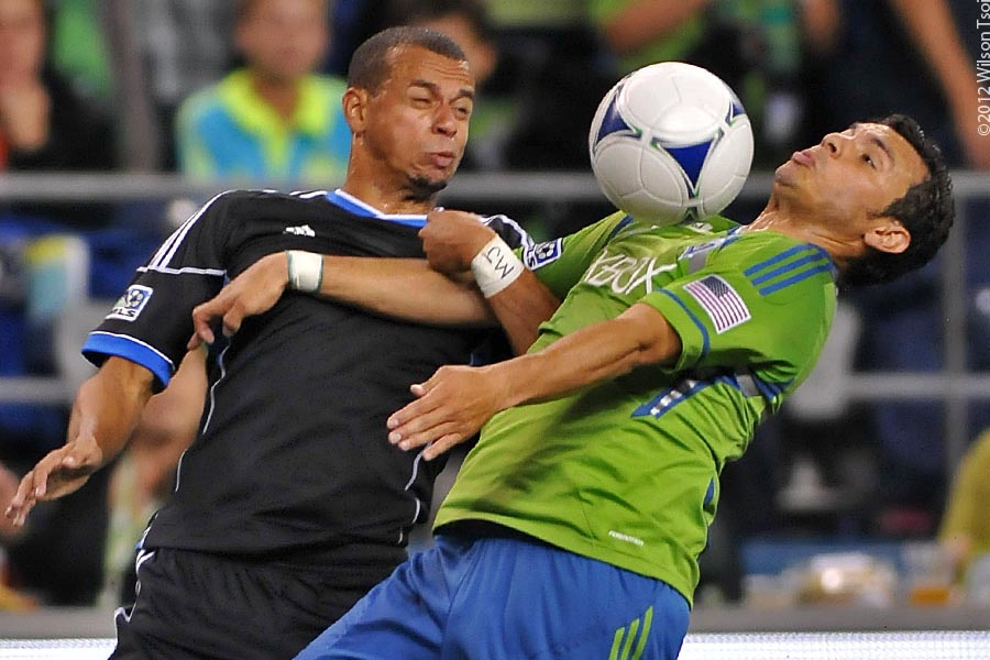 Video Buzz: All Sounders goals from 2012