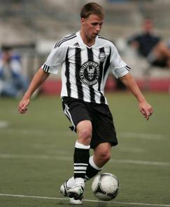 Joel Grossman in 2012 with Bellingham United FC. (David