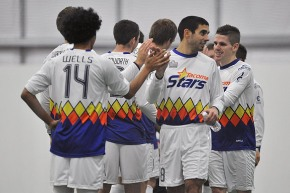 Tacoma Stars score even dozen to trip Anaheim Bolts