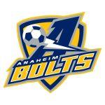 Anaheim Bolts Logo 1