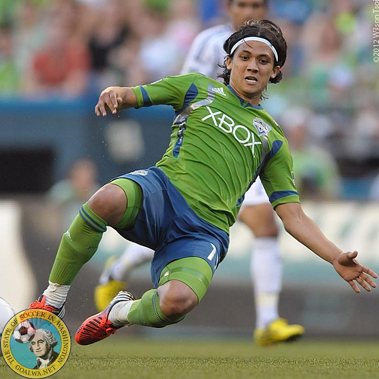 Montero leaving Sounders according to multiple reports