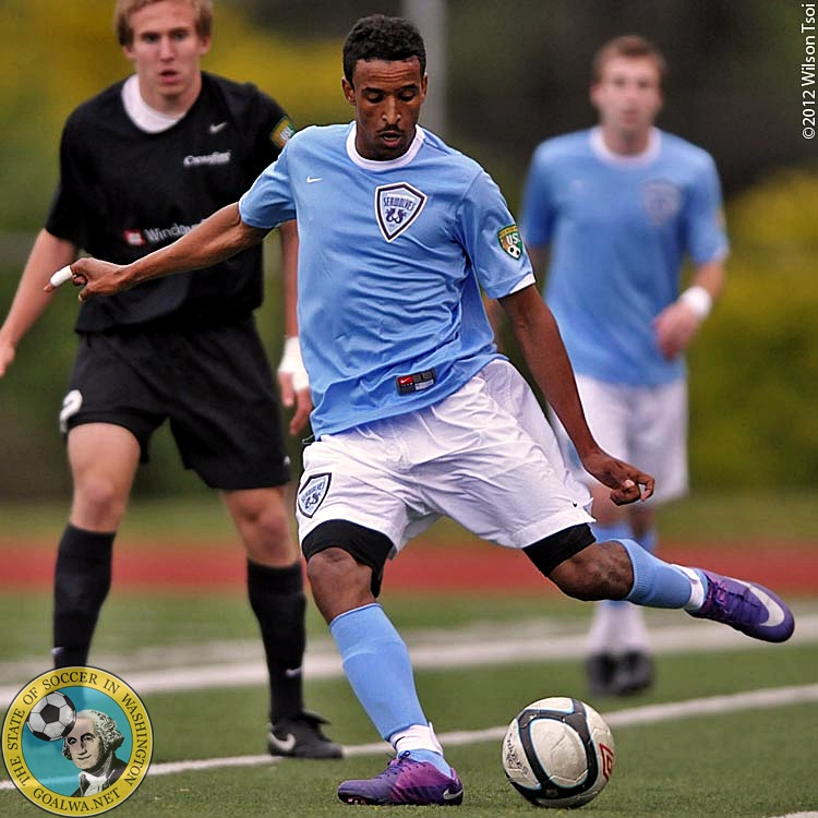 SeaWolves' Abdul Aman trains with Ethiopian National Team