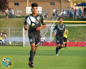 Sounders FC signs O'Dea's Yedlin as first Homegrown Player