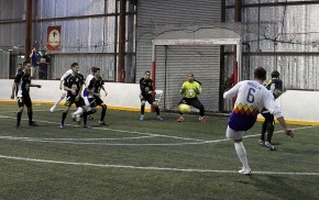 Tacoma Stars split double-header in Turlock
