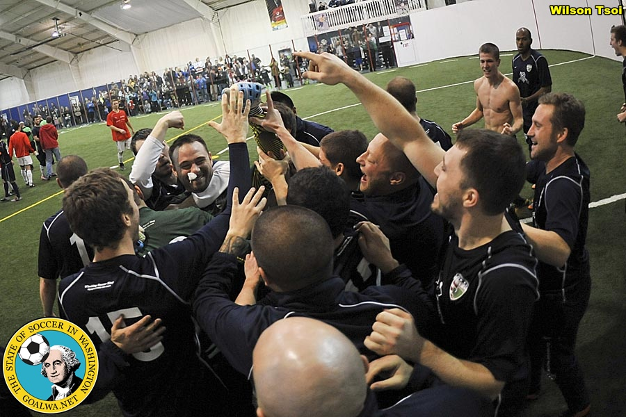 PASL NW Playoffs: Pumas and Shock advance to Sunday'sFinal