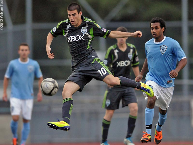 Sounders U-23 season tickets on sale