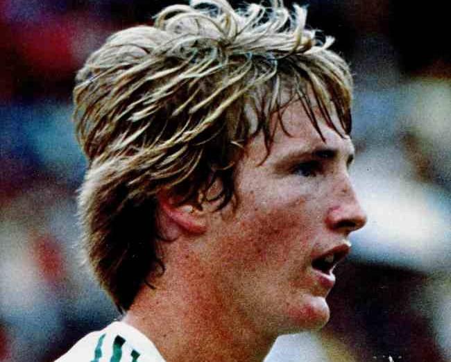 Sounder legend Jimmy McAlister: 1977 NASL Rookie of theYear