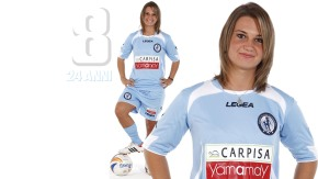 (More) Italian Press for AC Seattle: Caterina Kensbock second player