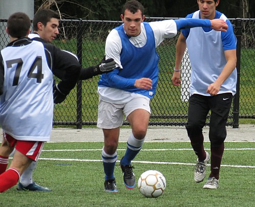 Picture Perfect: Kitsap Pumas open tryouts