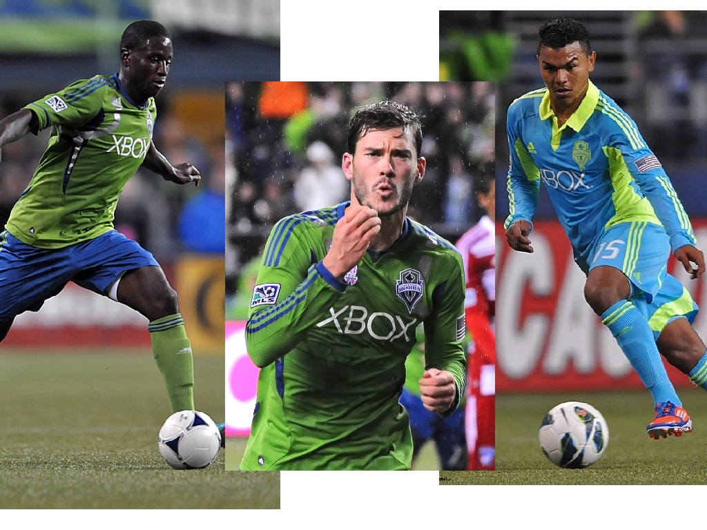 Three Sounders FC players called in for World CupQualifier