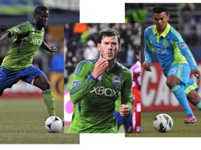 Three Sounders FC players called in for World Cup Qualifier