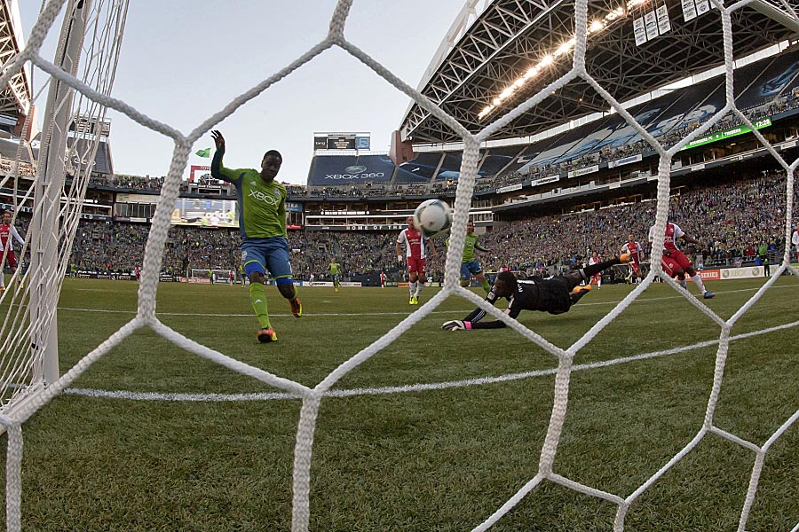 Sounders pick up a point, but it could have beenthree